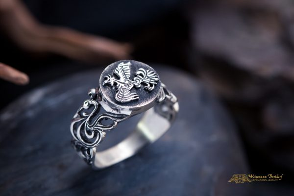 fire ring jewelry